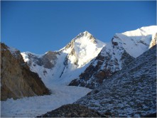 Gasherbrum I - II joint expedition CZ (2007)